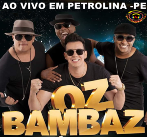 cd oz bambaz 2012 ao vivo
